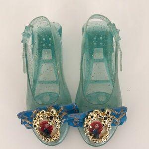 Disney Merida shoes fit between 10-12